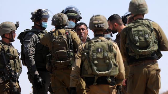 """""""İsrail 3 bin Filistinliyi yerinden etmek istiyor"""""""
