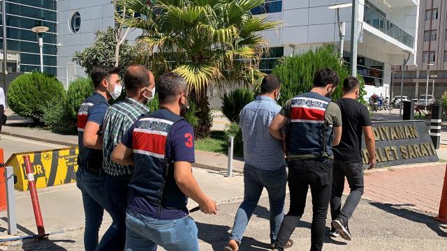 Adıyamanda terör örgütü PKK üyesi olduğu iddia edilen 2 zanlı yakalandı