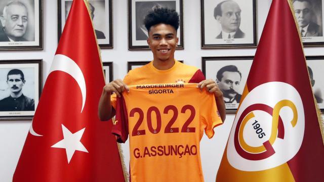 Gustavo Assunçao Galatasarayda