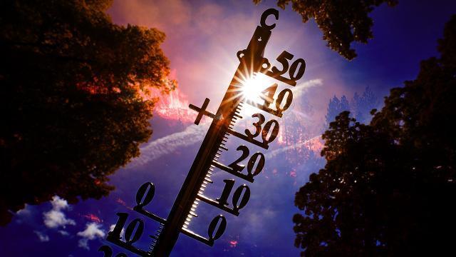 Son yarım asrın en sıcak 6. ağustosu yaşandı