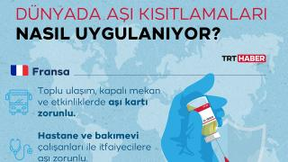 Türkiye'de aşı zorunlu olacak mı?