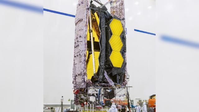 James Webb Uzay Teleskobu 18 Aralıkta fırlatacak
