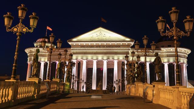 Kuzey Makedonyanın bağımsızlığının 30uncu yılı