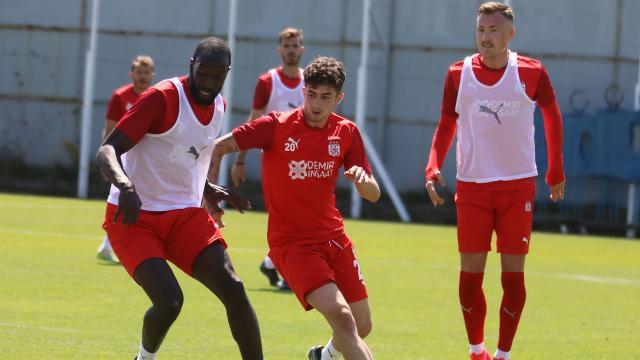 Sivassporun 5 maçlık yenilmezlik serisi sona erdi