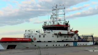 TÜBİTAK araştırma gemisi Marmara'yı karış karış inceliyor
