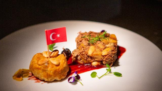 Türk mutfağının lezzetleri Brükselde