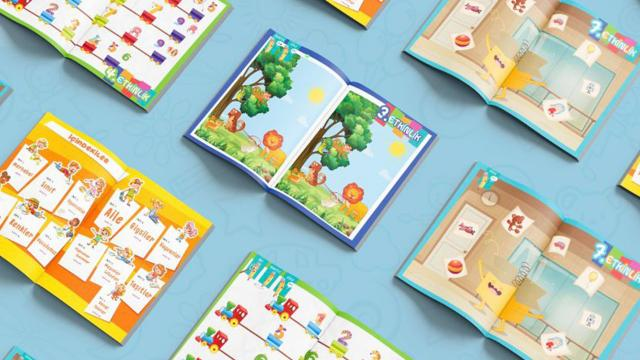 YEE, okul öncesi çocuklara yönelik Türkçe eğitim kitabı hazırladı