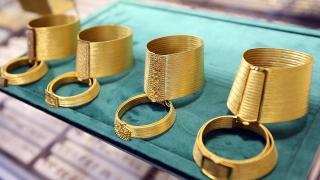 Altının gram fiyatı 489 lira seviyesinden işlem görüyor