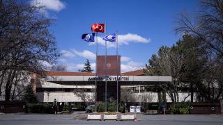 Ankara Üniversitesi'nden şampiyonlara hediye