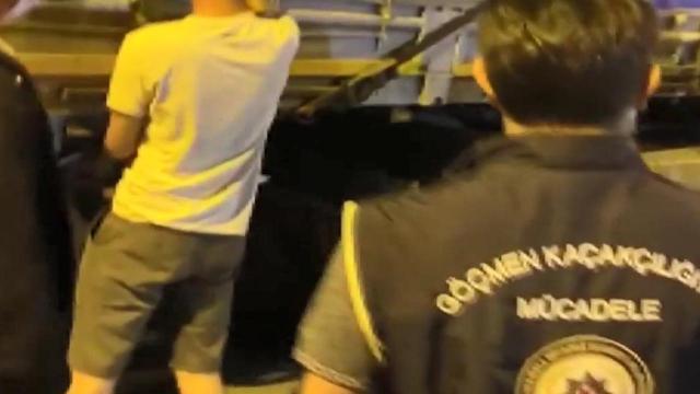 Ankarada 36 düzensiz göçmen yakalandı