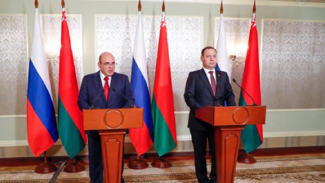 """Rusya ve Belarus """"Birlik Devleti Programı""""nı kabul etti"""