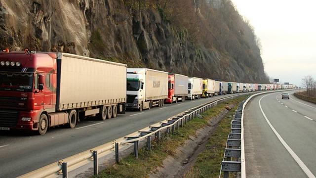 Türk taşımacılar Avrupa kapısında sorun yaşamayacak