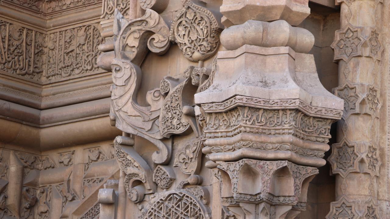 Dünyada bir başka benzeri yok: Divriği Ulu Camii ve Darüşşifası | TRT Haber  Foto Galeri