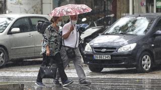 Kıyı Ege'de yarın şiddetli yağış bekleniyor