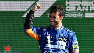 Formula 1 İtalya'da Ricciardo kazandı