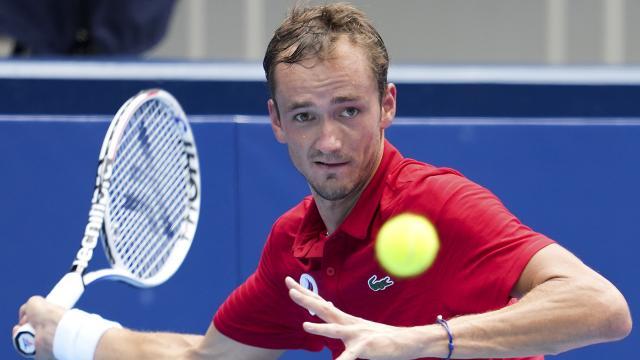 ABD Açıkta tek erkekler finalini Medvedev kazandı