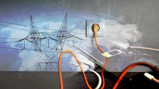 Prizlerde takılı kalan cihazlar elektriğin yüzde 5'ini tüketiyor