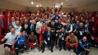 Gaziantep bu sezon ilk galibiyetini aldı