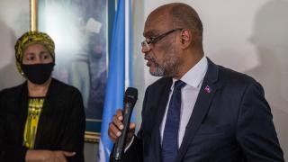 Haiti Başbakanı kendisini soruşturmak isteyen başsavcıyı görevden aldı