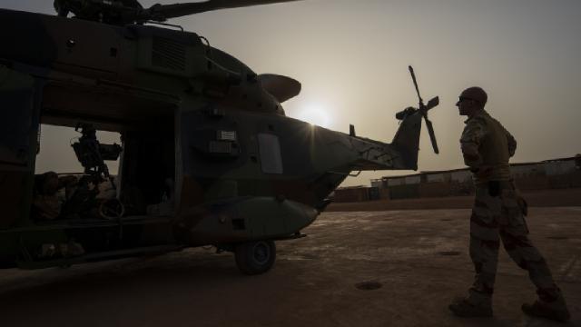 Fransada helikopter düştü: 1 kişi öldü
