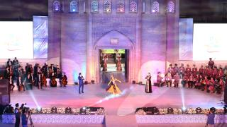 """Hive'de """"Türk Dünyası Kültür Başkenti"""" etkinliği"""