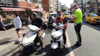 Emniyet'ten motosiklet denetimi: 7 bin 630 trafik kuralı ihlali tespit edildi