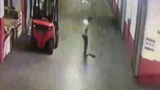 Yavru kediyi tekmeleyerek öldüren kişi yakalandı