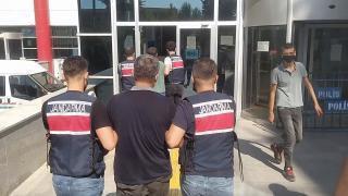 Adıyaman'da terör örgütü PKK üyesi olduğu iddia edilen 2 şüpheli yakalandı