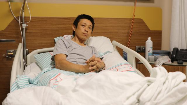 Japon turisti yaralayan saldırgan yakalandı