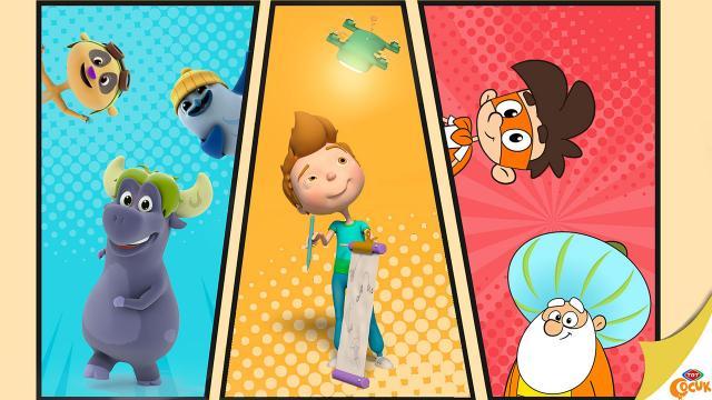 TRT Çocuk'un sevilen çizgi filmlerinden yeni bölüm sürprizi