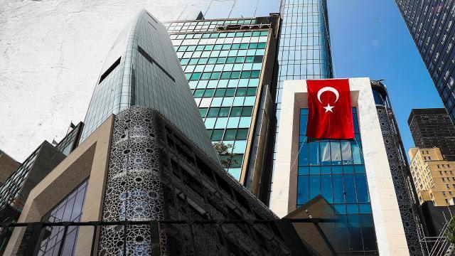 New Yorktaki yeni Türkevi binası açıldı