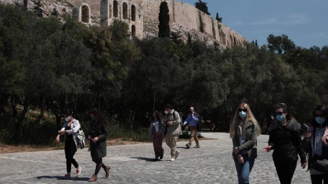 Yunanistan aşısızlara yeni kısıtlamalar getiriyor