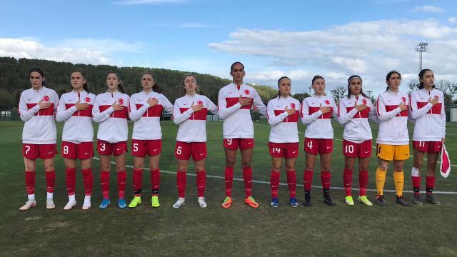 A Milli Kadın Takımı Portekizi ağırlayacak