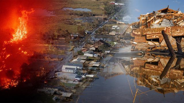 ABDdeki felaketlerin bilançosu 100 milyar doları aşacak