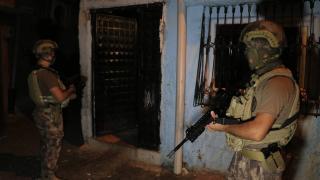 Uyuşturucu tacirlerine şafak operasyonu: 10 gözaltı