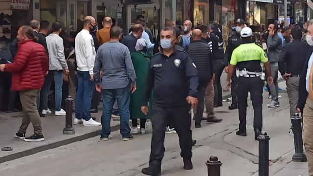 Ankarada bir lokantaya silahlı saldırı