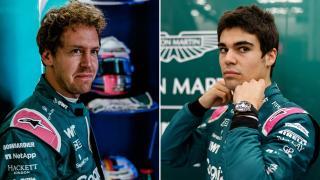 F1'de Vettel ve Stroll 2022'de Aston Martin'de kalacak
