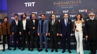 """""""Barbaroslar: Akdeniz'in Kılıcı"""" ekibi diziyi anlattı"""