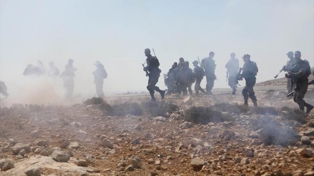Batı Şeriadaki Filistinlilere çağrı