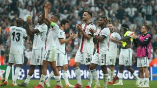 Beşiktaş Antalya deplasmanında