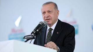 Cumhurbaşkanı Erdoğan: Akkuyu Nükleer Santrali'nin birinci ünitesini 2023 mayısına yetiştireceğiz