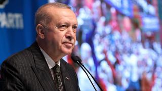 Cumhurbaşkanı Erdoğan: Muhalefetin çapsızlığı bize istikamet çizemez