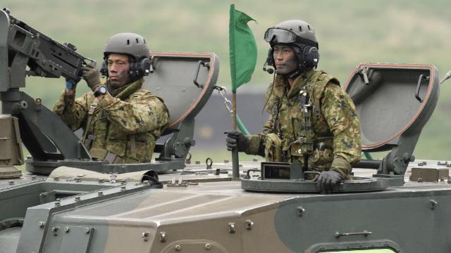 Japonyada tatbikat: Son 30 yılın en geniş çaplı askeri tatbikatı