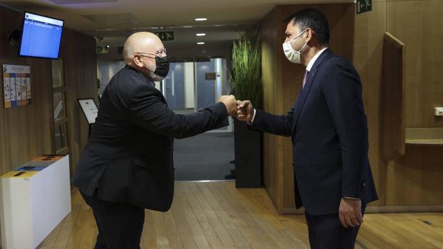 Türkiye ile AB, çevre konularında iş birliğini sürdürecek