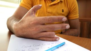 Türk doktorların 'parmak nakli' operasyonu literatüre girdi