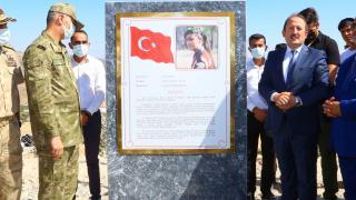 Petrol keşfedilen kuyuya şehit Esma Çevik'in adı verildi