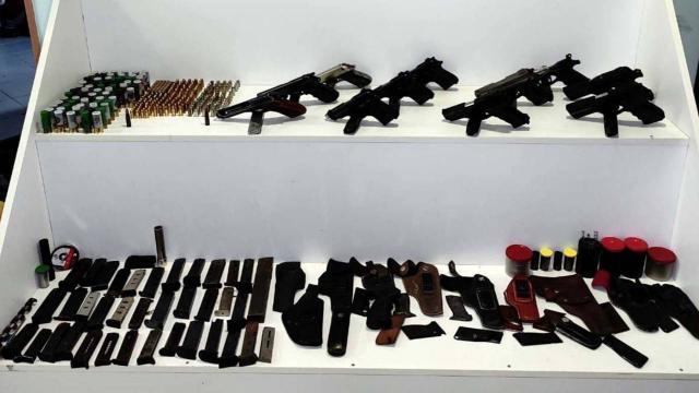 Diyarbakırda silah ticaretine yönelik operasyon