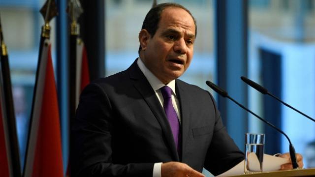 Sisi: Libyada seçimler için uygun ortamın sağlanması konusunda yardıma hazırız