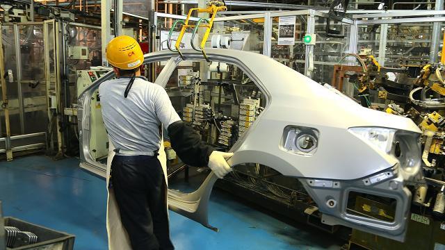 Çip krizi Toyotayı da vurdu: Üretim son bir yılda ilk kez düştü