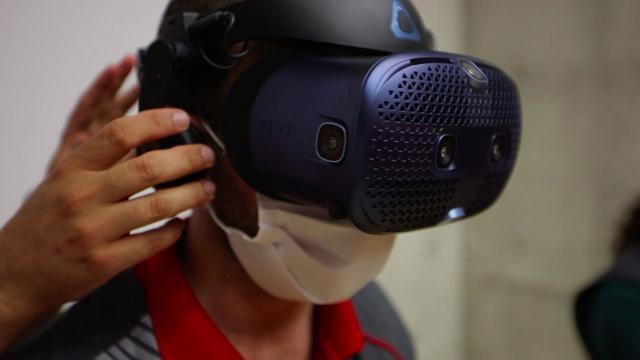 TUSAŞtan teknisyenlere sanal gerçeklik eğitimi